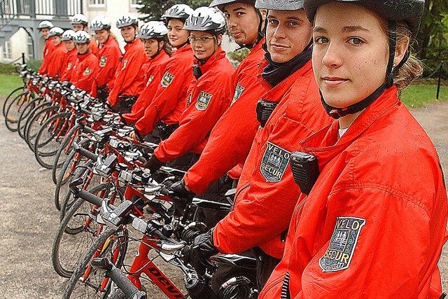 Vélo-Sécur oeuvre dans une trentaine de municipalités de... (Photothèque Le Soleil, Patrice Laroche)