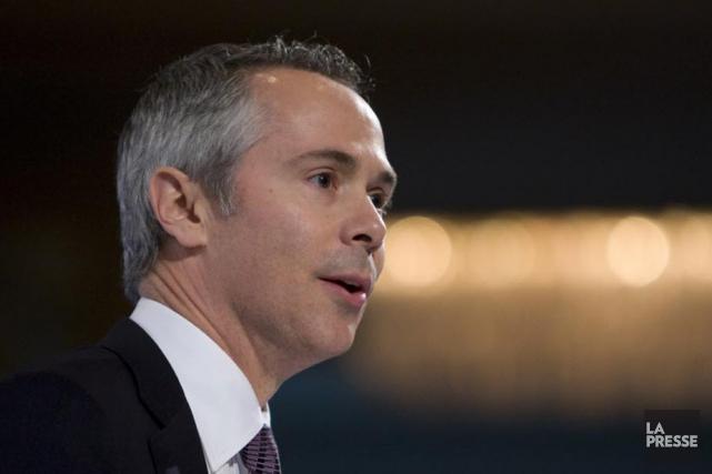 Le président-directeur général d'Hydro-Québec, Thierry Vandal.... (Photo Archives La Presse)