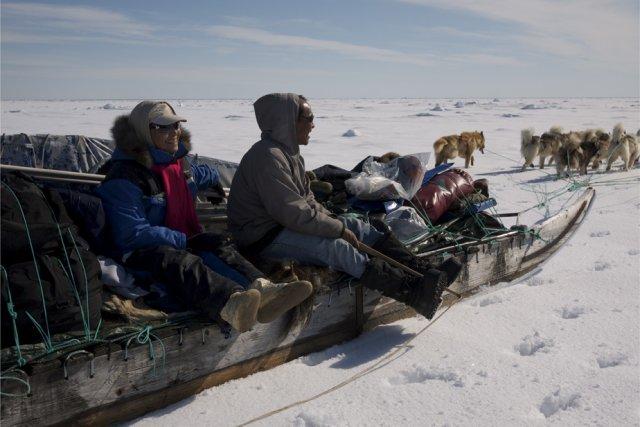 Le traditionnel voyage de chasse printanière en famille... (Photo: Julia Szucs)