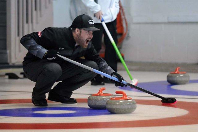 Philippe Lemay domine le classement au Championnat provincial... (Photo: Sylvain Mayer)