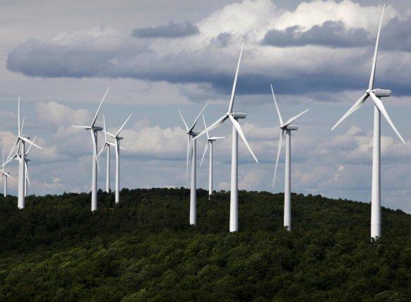 Le gouvernement du Québec donnera le feu vert au promoteur EDF Énergies... (Photo archives)