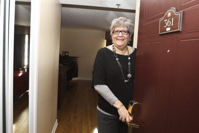 La présidente du Regroupement des hôteliers de l'Outaouais,... (Patrick Woodbury, LeDroit)