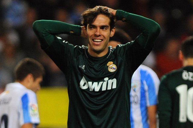 Kaka... (Photo archives AFP)