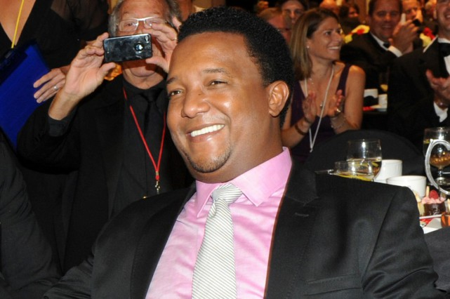 Pedro Martinez... (Photo AP)