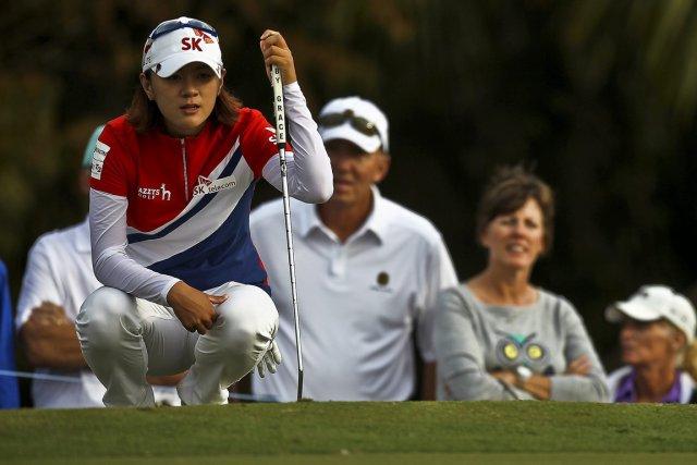 La LPGA a créé un nouveau tournoi basé sur la compétition entre pays. (PHOTO NA YEON CHOI, AP)