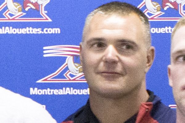 Pat Meyer était l'entraîneur de la ligne offensive... (PHOTO NINON PEDNAULT, LA PRESSE)