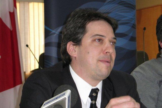 Le maire de Gaspé, François Roussy, se dit... (Photo collaboration spéciale Geneviève Gélinas)