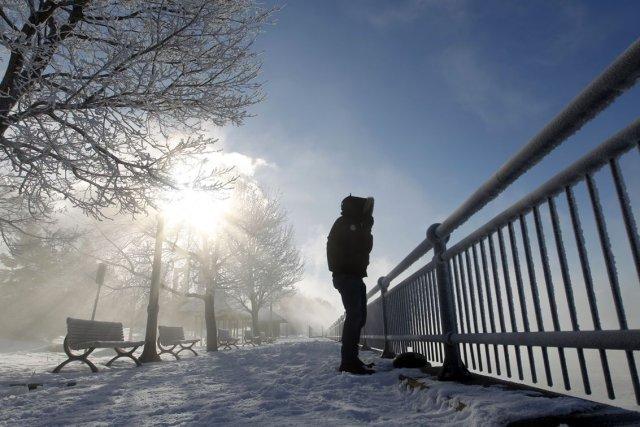 Le froid polaire qui s'abat sur le Québec amène son lot d'inconvénients.... (Photo Martin Chamberland, La Presse)