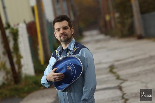 MC Gilles piloterait une émission culturelle selon la... (Photo: Martin Chamberland, La Presse)