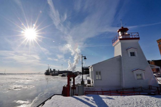 Le froid va se poursuivre encore quelques jours... (Photo: Émilie O'Connor)