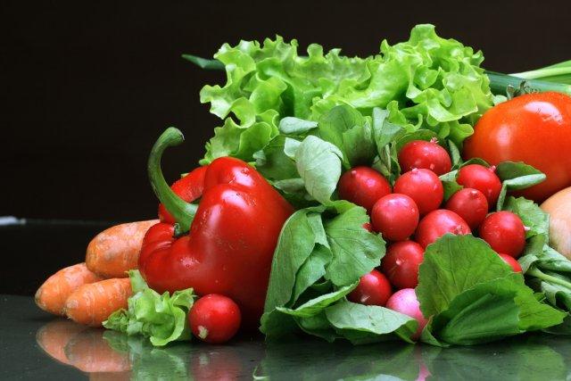 Les bonnes habitudes alimentaires auraient un impact direct... (Photo : Relaxnews)