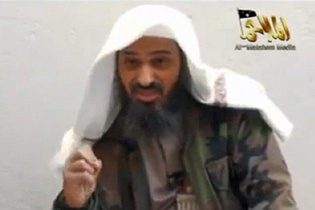 Officiellement numéro deux d'AQPA,le Saoudien Saïd al-Chehri dirigeait... (IMAGE AFP/YOUTUBE)