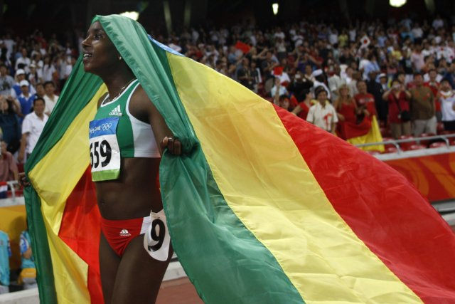 Tirunesh Dibaba... (Photo: AFP)