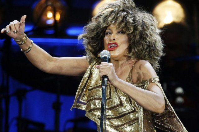 Tina Turner... (Photo: AP)