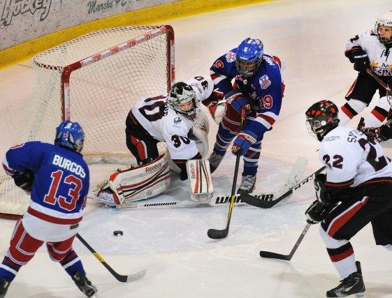 Pourquoi une équipe de hockey du Saguenay-Lac-Saint-Jean, au Québec,... (Photo Rocket Lavoie)