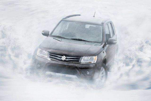 En 2013, Suzuki revoit ses classiques.... (Photo fournie par Suzuki)