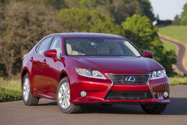 Au cours de la dernière année, Lexus a... (Photo fournie par Lexus)