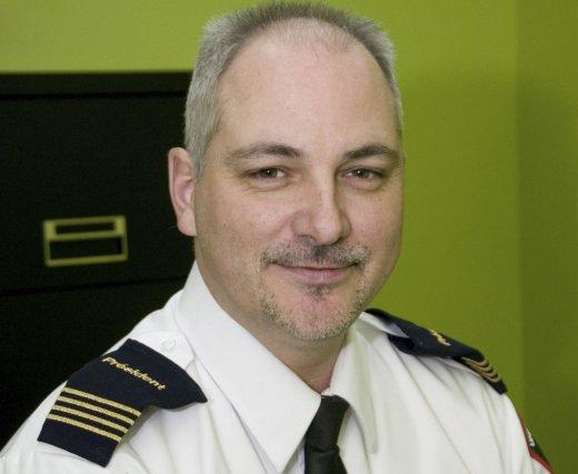 Steve Duranleau vient d'être nommé président de l'Unité... (photo Stéphanie Mantha)