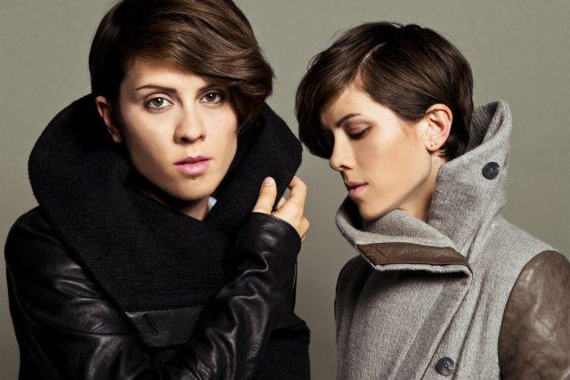 Les Canadiennes Tegan and Sara lancent leur septième... (Photo fournie par Warner)