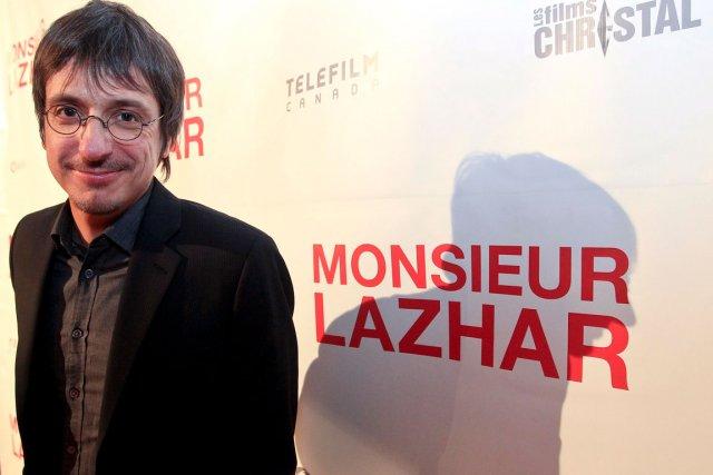 Le réalisateur gatinois Philippe Falardeau se prépare à... (Patrick Woodbury, archives LeDroit)