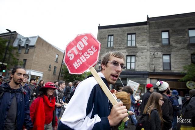 Ceux qui blâmeraient les jeunes qui ont mené... (Photo: Marco Campanozzi, archives La Presse)