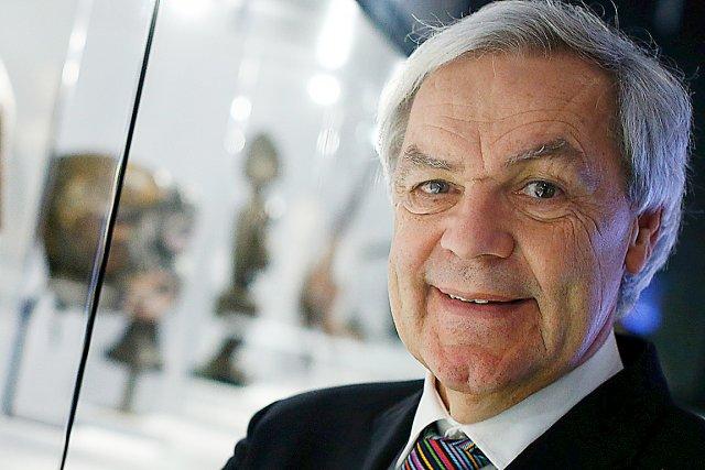 Le directeur général du Musée de la civilisation,... (Le Soleil, Yan Doublet)