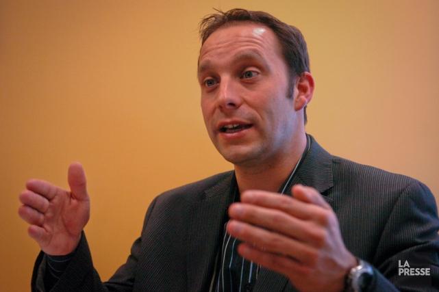 Jean-François Picard affirme que le projet d'un nouveau... (Photo: François Gervais)