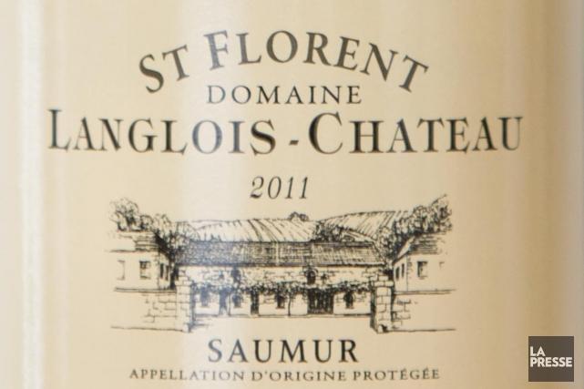 Saumur 2011 St Florent Domaine Langlois-Château (Photo Alain Roberge, La Presse)