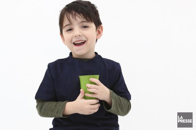 Pour les enfants plus âgés dont l'alimentation est... (Photo : archives La Presse)