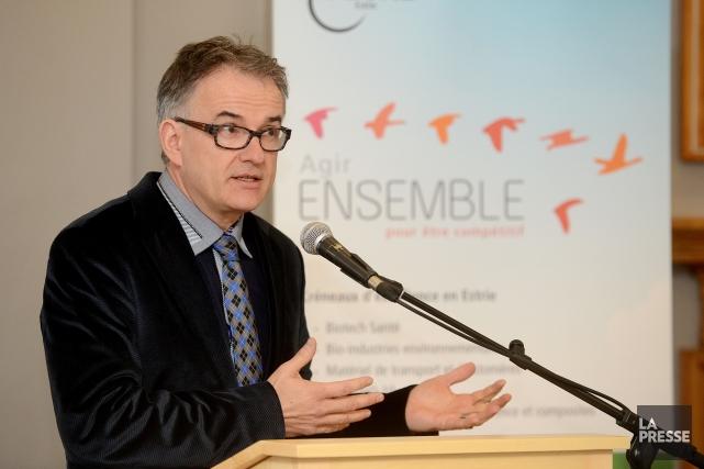 Réjean Hébert... (Imacom, Frédéric Côté)