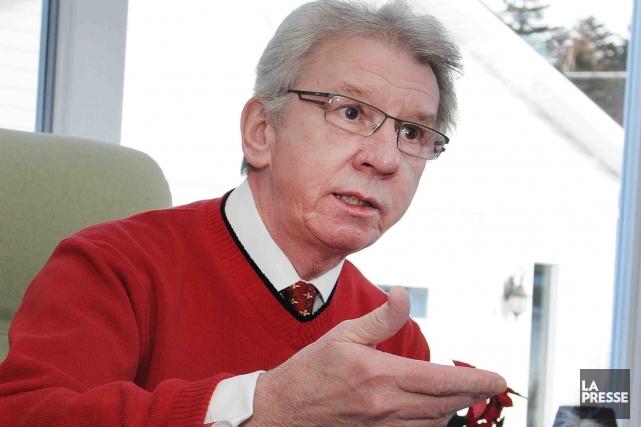 L'ambassadeur du Canada à l'UNESCO, Jean-Pierre Blackburn, hérite de  nouvelles... (Archives Mariane St-Gelais)
