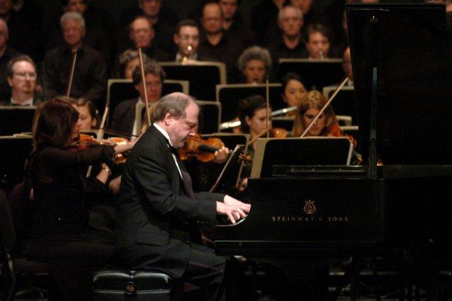Le concert de l'OSTR dans lequel on avait... (Photo: François Gervais)