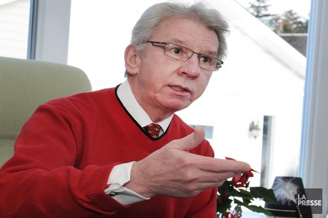 Jean-Pierre Blackburn s'est vu confier de nouvelles fonctions.... (Photo archives)
