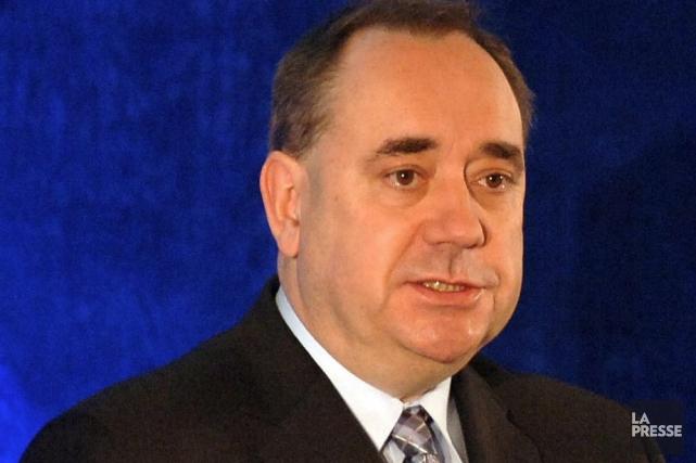 Le cabinet du premier ministre indépendantiste écossais, Alex... (Wikipedia)