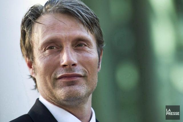 Mads Mikkelsen Tourne Hannibal Pour La Télé