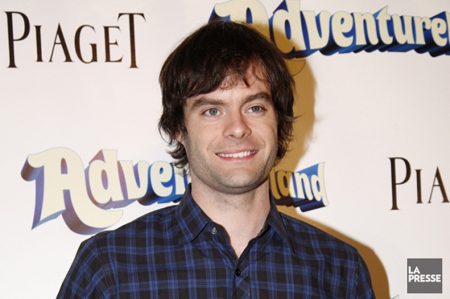 Bill Hader... (Photo: Reuters)