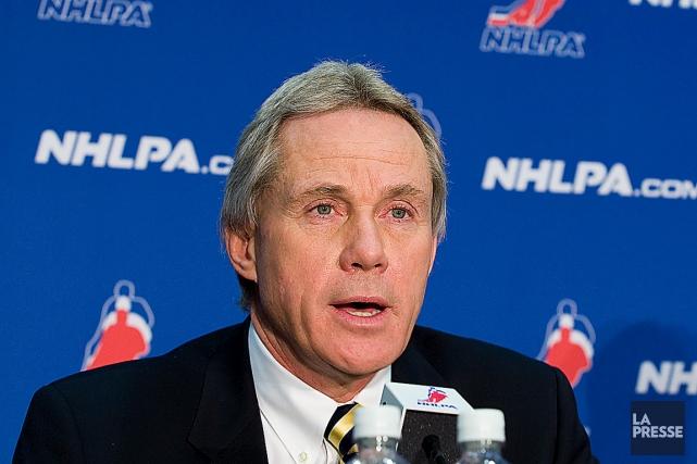 L'avocat Paul Kelly a dirigé l'Association des joueurs... (Photothèque Le Soleil)