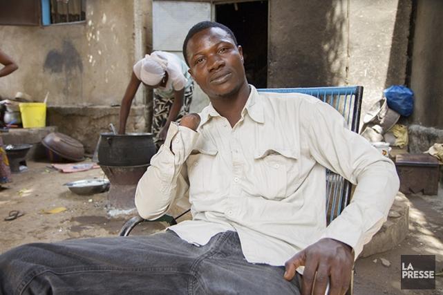 Accusé d'avoir volé des matelas «appartenant à l'État»,... (PHOTO MARC-ANDRÉ BOISVERT, COLLABORATION SPÉCIALE)
