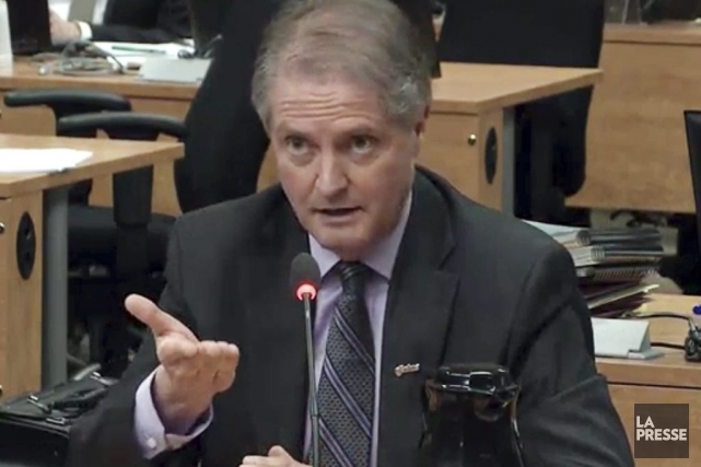 Michel Lalonde... (La Presse Canadienne)