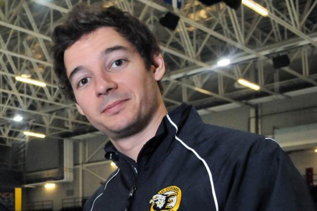Frédéric Lavoie... (Photo: François Gervais)