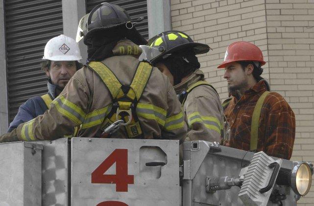 L'opération de sauvetage s'est très bien déroulée.... ((Photo Michel Tremblay))
