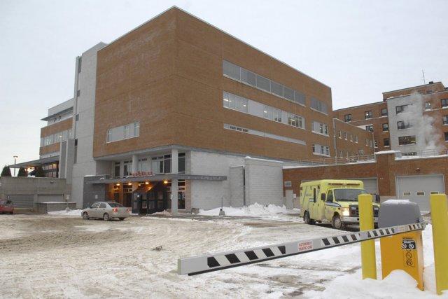 La direction des services techniques du Centre de... (Photo: Archives Le Nouvelliste)