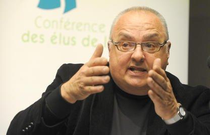 Maurice Bernier... (Archives La Tribune)