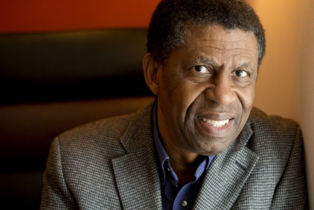 Dany Laferrière... (Photo: Alain Roberge, La Presse)