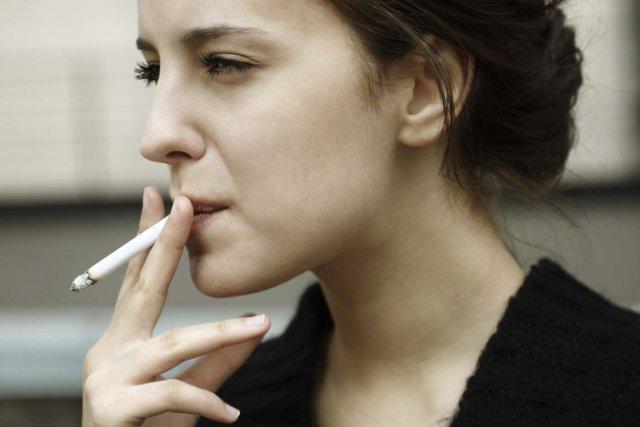 A cessé de fumer de pour la toux