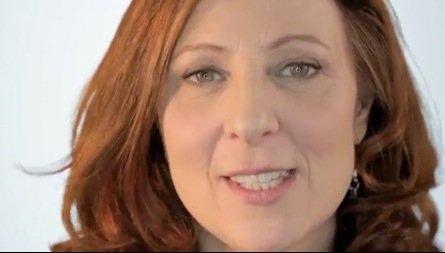 Lla publicité-choc «Je suis Michèle» présente une femme,... (Photo tirée du site jesuismichele.com)