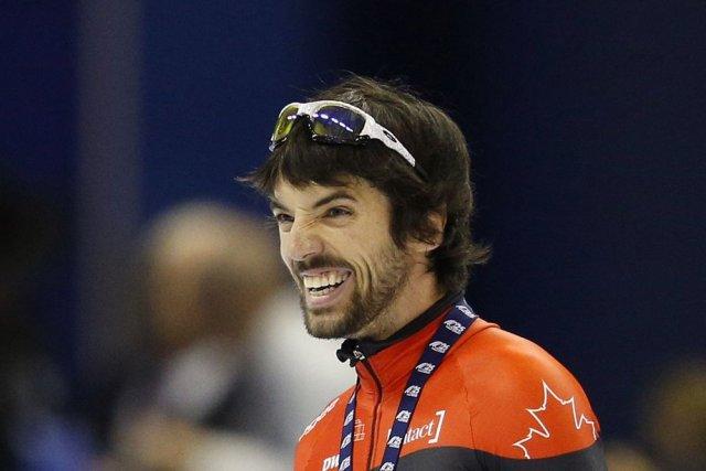 Il s'agit d'une deuxième victoire consécutive pour Charles... (Photo : Todd Korol, archives Reuters)