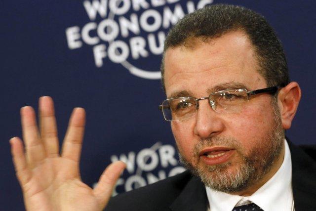 Hisham Kandil, le premier ministre égyptien.... (Photo : Pascal Lauener, Reuters)