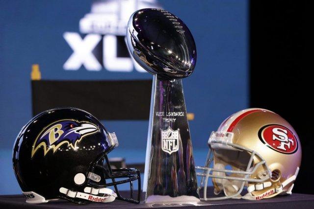Qui remportera le trophée Vince Lombardi, les Ravens... (Photo: Patrick Semansky, AP)