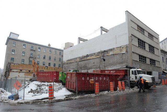 Favorable à la construction d'un nouvel hôpital universitaire,... (Photothèque Le Soleil, Erick Labbé)